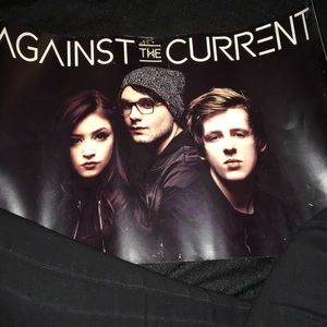 Other - Small Against The Current Band Poster from 2016